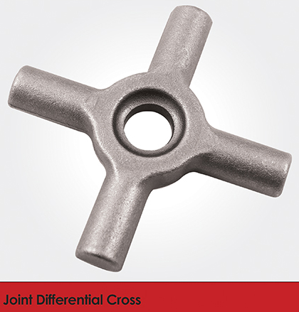 Joint Differential Cross