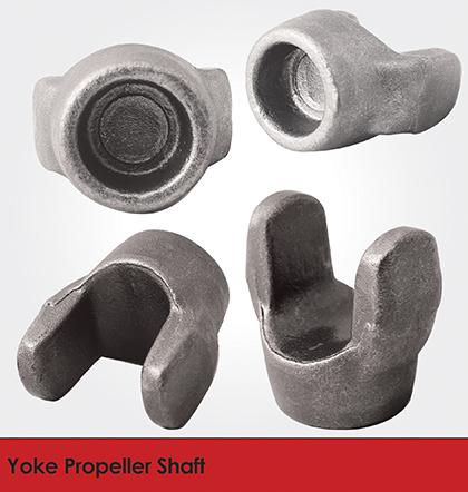 Yoke Propeller Shaft