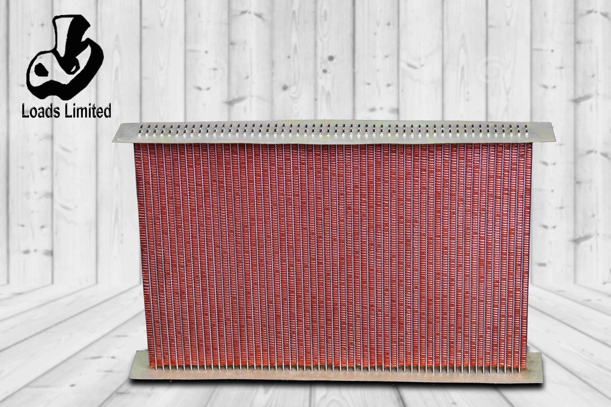 RADIATOR CORE (FLAT FIN) SIZE: 14 x 20 5/8 — 2 ROW