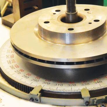 Balancing Machines Hub Front Wheel