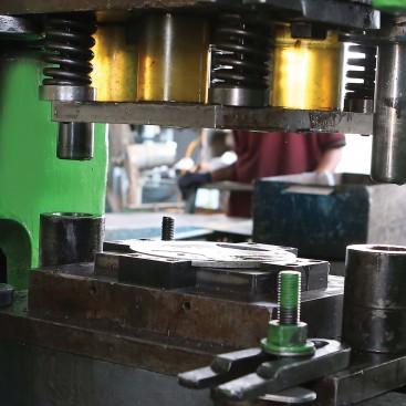 Press Sheet Metal Rear Sprocket