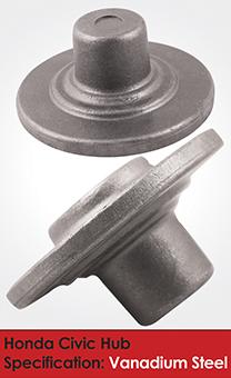 Vanadium Steel