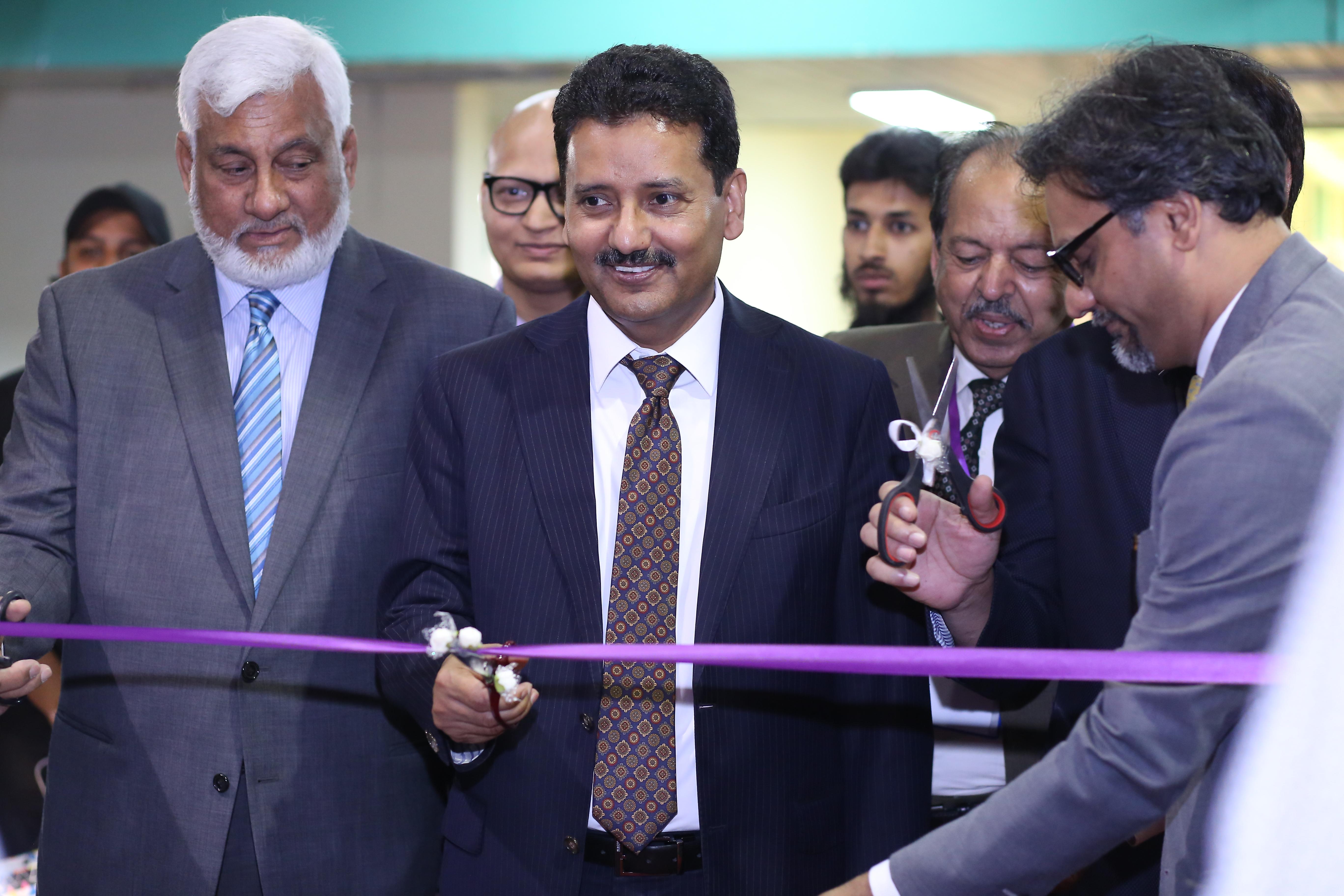 M.Ashraf - Minister of Commerce Paps 2019