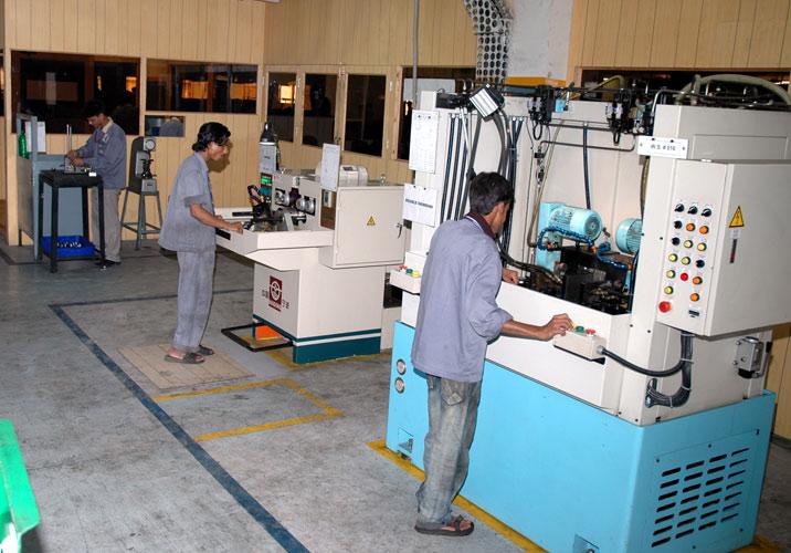 Machining Production