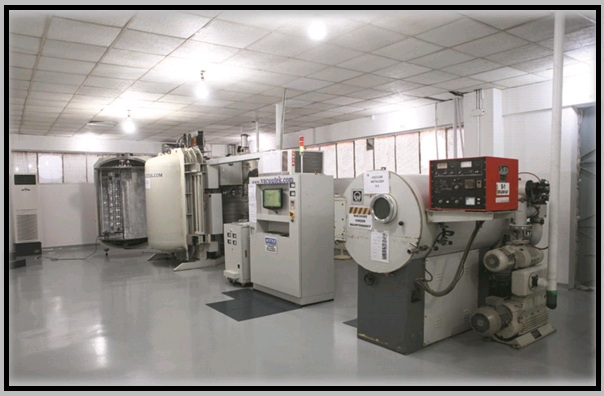 High Vacuum Metallization Technology