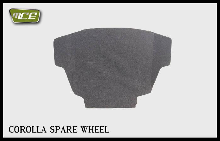 Spare Wheel Corolla 2