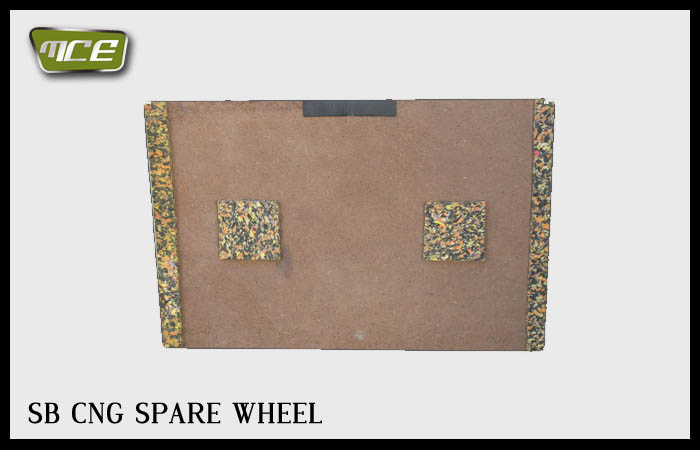 Sb CNG Spare Wheel