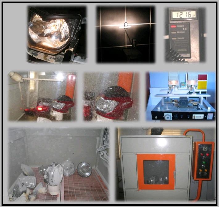 Testing Facility