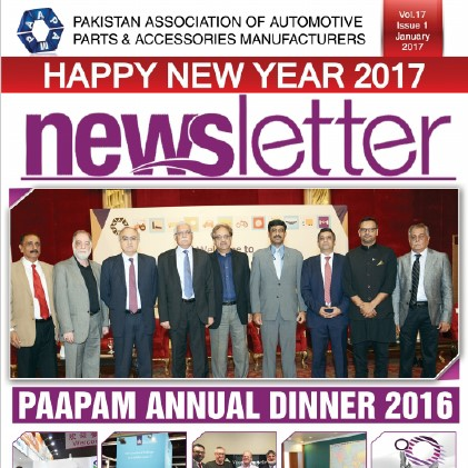 PAPS Newsletter