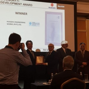 Best Development Award 2019 in Moscow