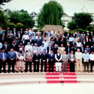 Group photo, at the occasion of the 'Annual Vendors Conference' 2015. Highlighted personality: Mr. Muhammad Naeem (C.E.O) and Mr. Abdul Qadir