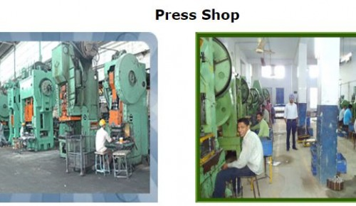 Press shop