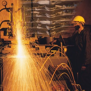 sheetmetal, forging, fabrication and heat treatment