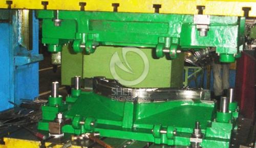 Stamping Dies /Honda CG-125 Chassis Frame Die