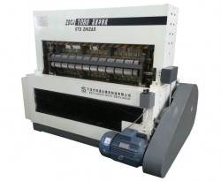 Perforating Machine For Composite Gasket Sheet