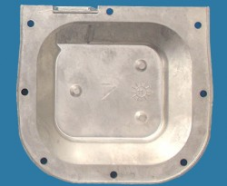 GAS METER G-1.6 REAR COVER