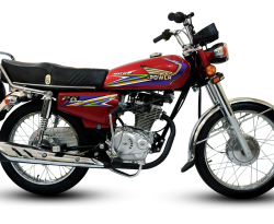 PK 125cc – RED