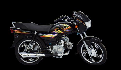 PK 70cc Deluxe – BLACK