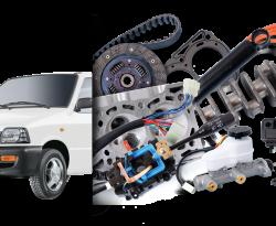 Crown FIT Car Parts