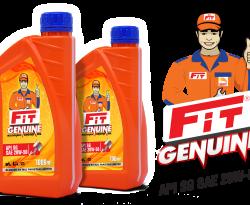 Crown FIT Genuine Engine Oil