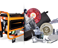 Crown FIT Generator Parts