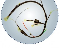Wiring Harness 125cc