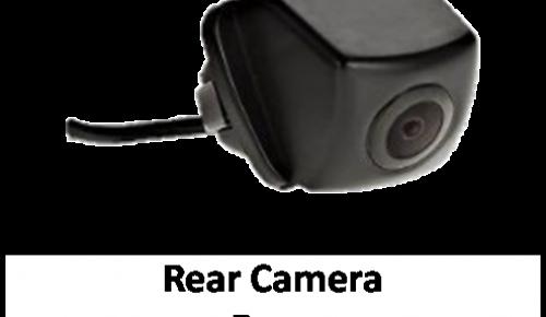 Camera Assy Rear