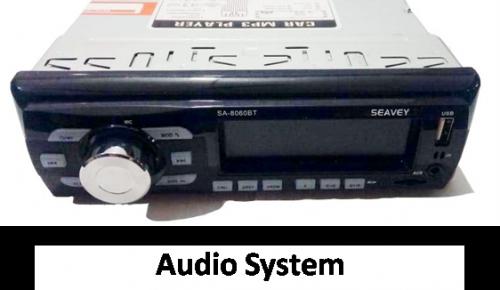 Audio/Radio System