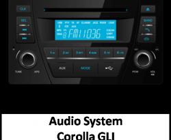 Audio / Radio System GLI