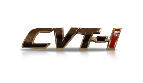 Emblem CVTi