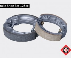 Brake Shoe Set 125cc