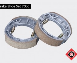 Brake Shoe Set 70cc