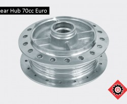 Rear Hub 70cc Euro
