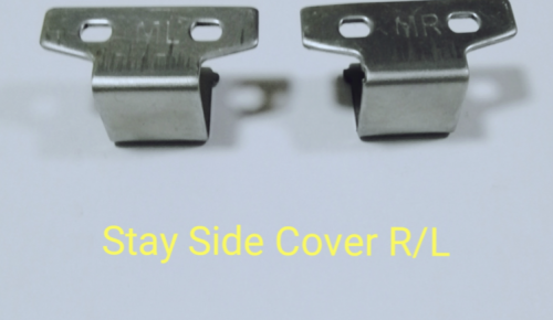 Stay side cover R/L