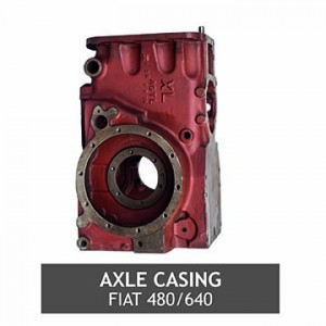 AXLE CASING FIAT 480 640