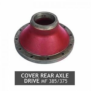 COVER REAR AXLE DRIVE MF 385 375