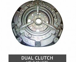 DUAL CLUTCH MF 240 375