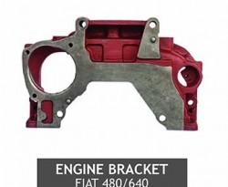 ENGINE BRACKET FIAT 480 640