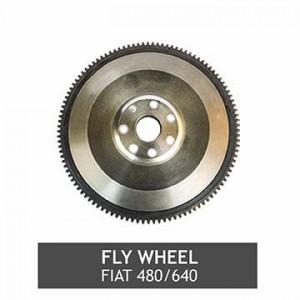 FLY WHEEL FIAT 480 640