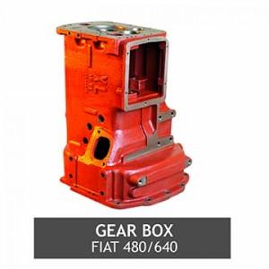 GEAR BOX FIAT 480 640