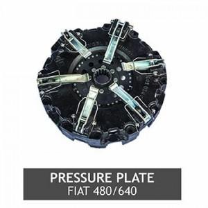 PRESSURE PLATE FIAT 480 640