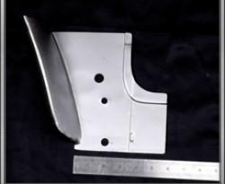 1 Panel Rear Side Sill (RL) small