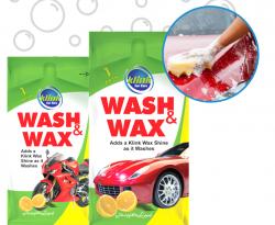 Wash & Wax Sachet