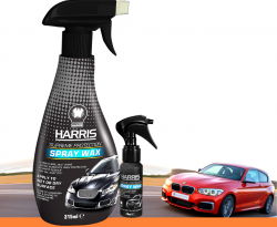 Harris Spray Wax