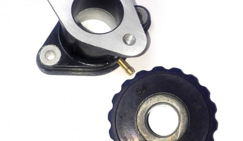 Rubber to Bond Metal Parts
