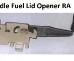 Handle Fuel LID Opener RA