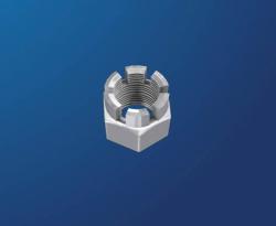 Axle nut rear regular 12 mm
