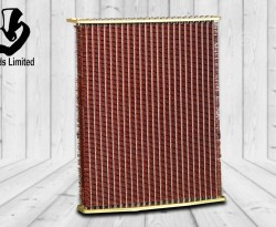 RADIATOR CORE (FLAT FIN) SIZE: 19 ½ x 20 — 5 ROW