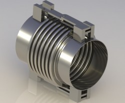 BASIC: HINGED EXPANSION JOINT