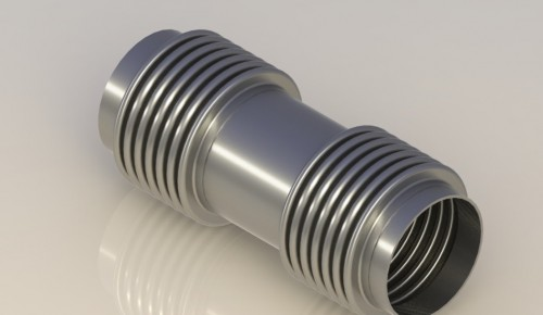 Universal Bellow With Tubes End